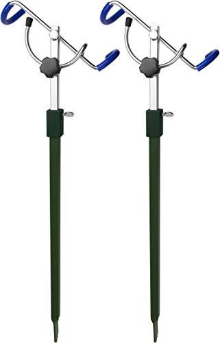 Stabiler und Winkelverstellbarer Rutenhalter...