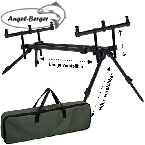 Angel-Berger Luxus Rod Pod Verschiedene...