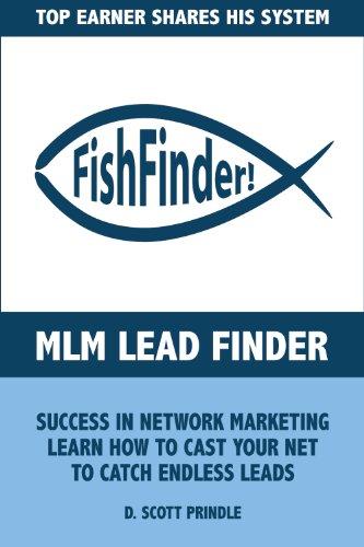 FishFinder! MLM LEAD FINDER (English Edition)
