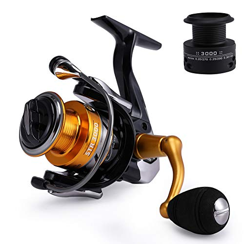 Mounchain Spinning Angelrolle, Baitcasting...