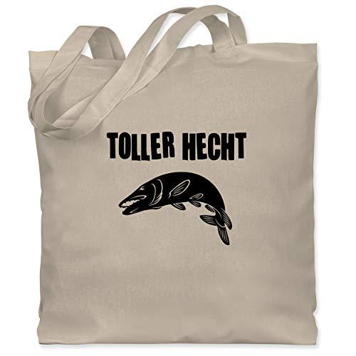 Shirtracer Angeln - Toller Hecht - Unisize -...