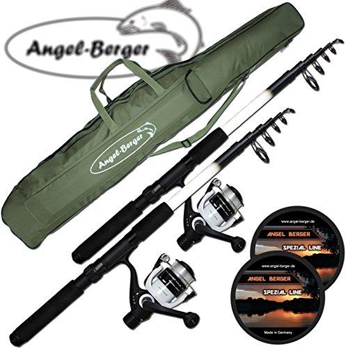 Angel-Berger Angelset Komplettset 2...